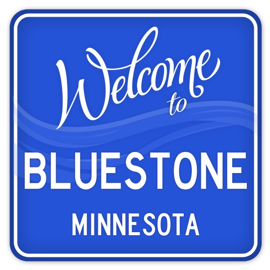MJFredrick_WelcomeToBluestone_Logo